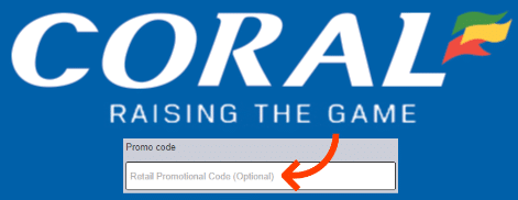 Coral Promo Code for August 2019: Get £20 in FREE Bets