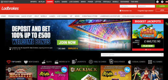 Ladbrokes Review and Promo Codes