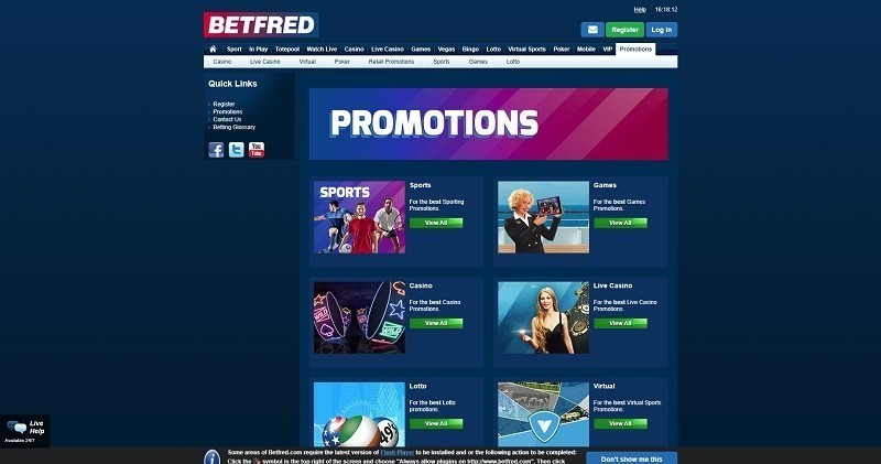 Betfred Promo Code 2019: Get 30 in FREE Bets & 30 Extra Spins