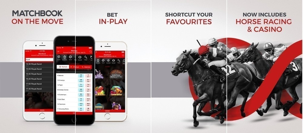 Matchbook Exchange Betting Guide