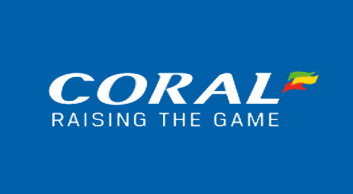 Coral UK Bookmaker - Latest Logo