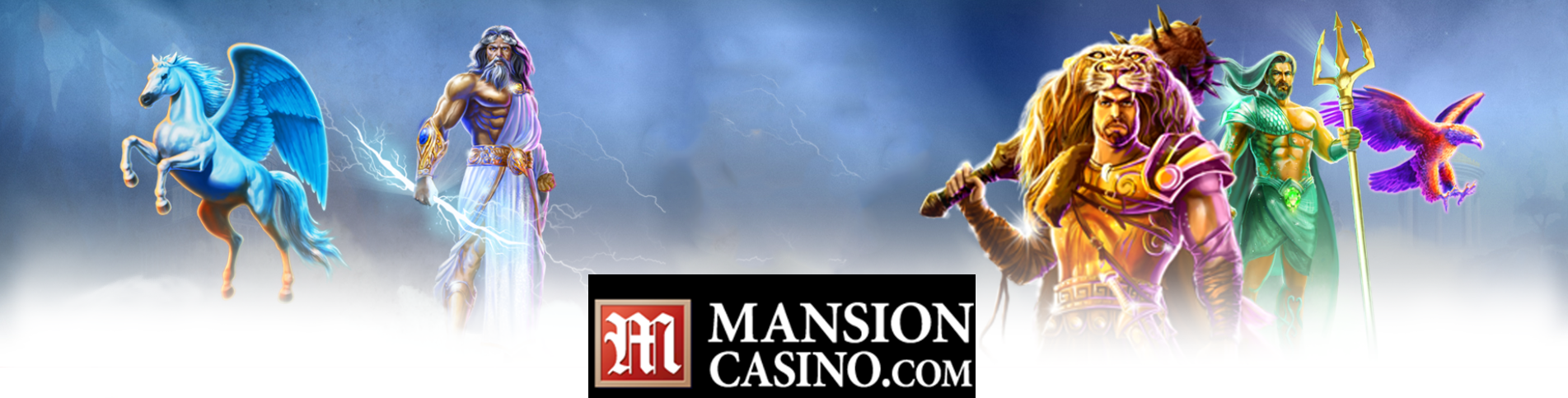 mansion casino header