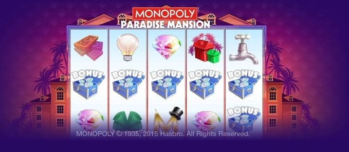 Monopoly Casino mansion game